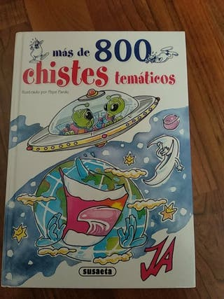 Más de 800 CHISTES temáticos!