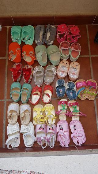 5d89c14b Zapatos bebé de segunda mano en Málaga en WALLAPOP
