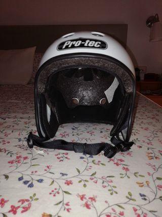 casco pro-tec scooter.Nuevo