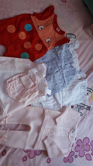 lote ropa niña 3 meses