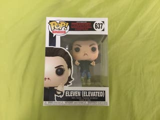 Funko pop eleven (elevated) stranger things