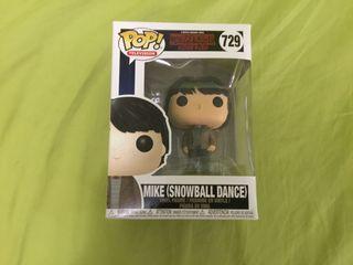Funko pop mike (snowball dance) stranger things