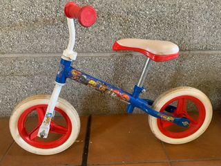 Bicicleta inicio,correpasillos,moto,silla grupo 2