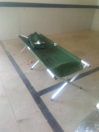 cama camping
