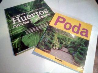 Libros de Huerto y poda