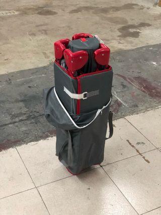 Cuna de viaje
