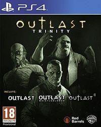 Outlast Trinity - PS4 - Playstation 4