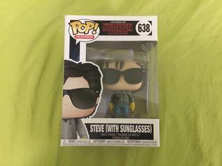 Funko pop steve (with sunglasses) stranger things