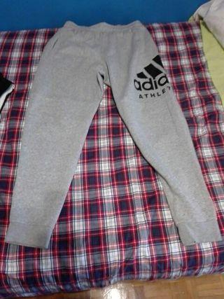 pantalón largo Adidas athletics