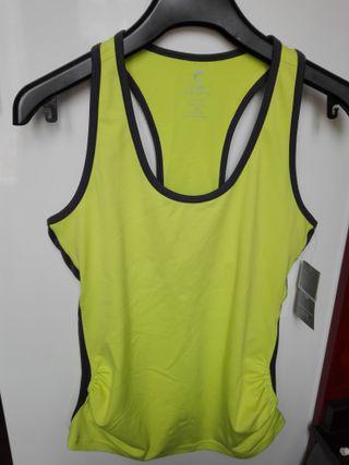 NUEVA camiseta deportiva running