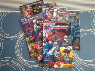 Comics Transformers