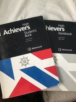 Achievers students and activity book