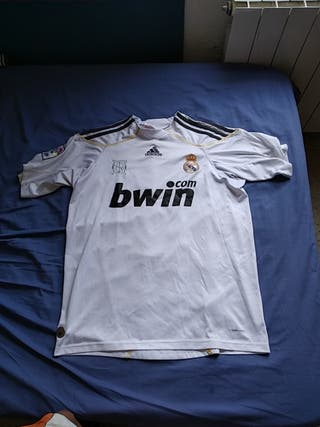 Camiseta Real Madrid 2009
