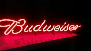 Rotulo de Budweiser