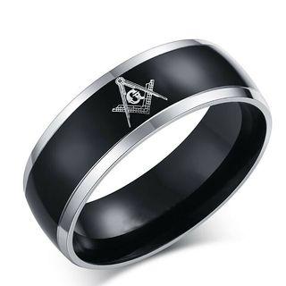 numero 108. anillo sortija masón