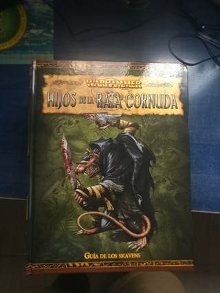 Colección de libros Warhammer Rol