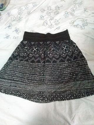 falda playera