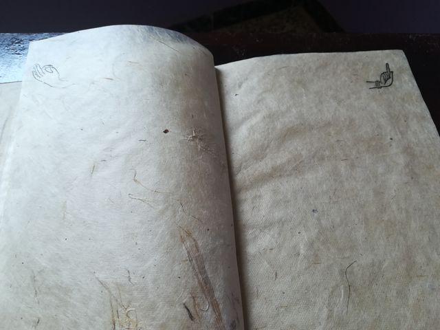 """Cuaderno de """"sherpas himalaya"""""""