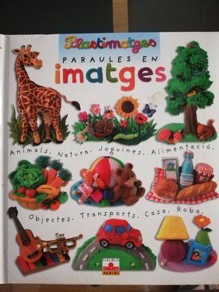 libro infantil paraules en imatges