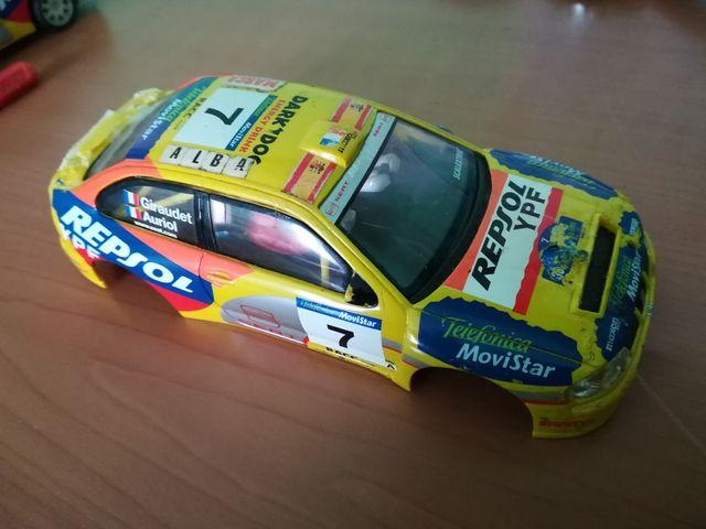 Carroceria Seat Cordoba WRC