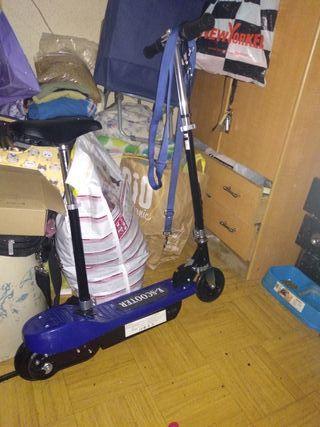 vendo o cambio patinete scooter eléctrico