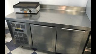 Mesa Frio Gastronorm 1/1 GN Fondo 700