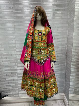 Brand new afghani dress from Kabul fashion