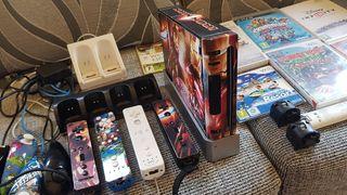 Nintendo Wii con extras