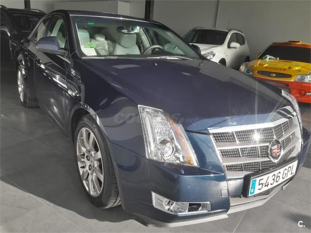 Cadillac CTS 3.6 Luxury 2009