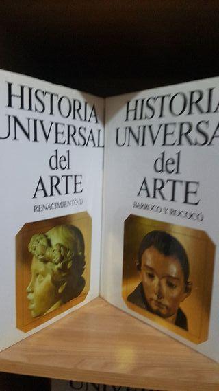 historia universal del arte la tengo completa