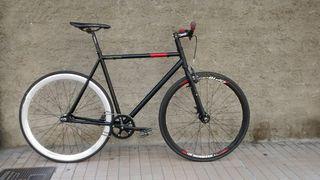 Bicicleta tipo fixie/urbana Kamikaze