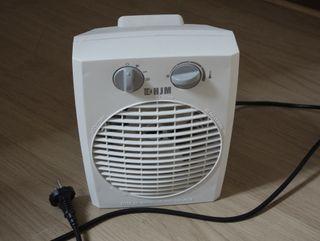 Radiador eléctrico pequeño