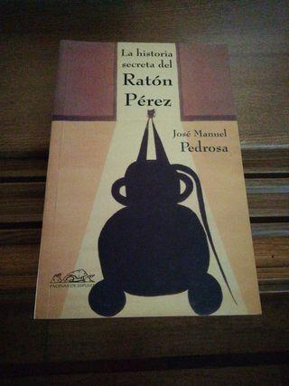 libro historia secreta del ratón perez