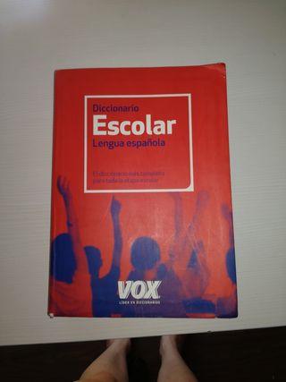 diccionario escolar Voz 5€