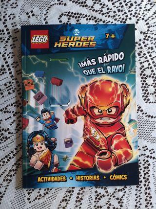 Comic Lego con actividades