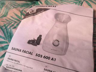 Sauna Facial 3 en 1