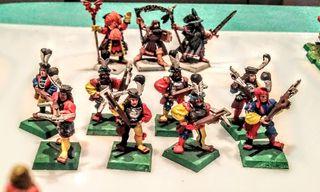 Warhammer ballesteros.