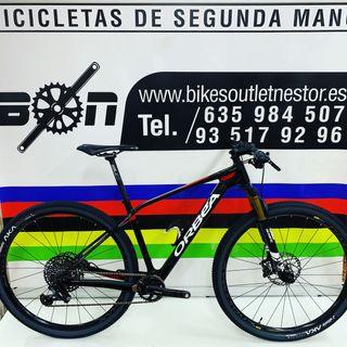 Bicicleta Orbea alma m15