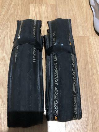 Cubiertas continental gp4000