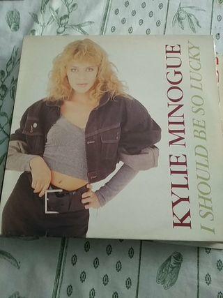 vinil: kylie Minogue