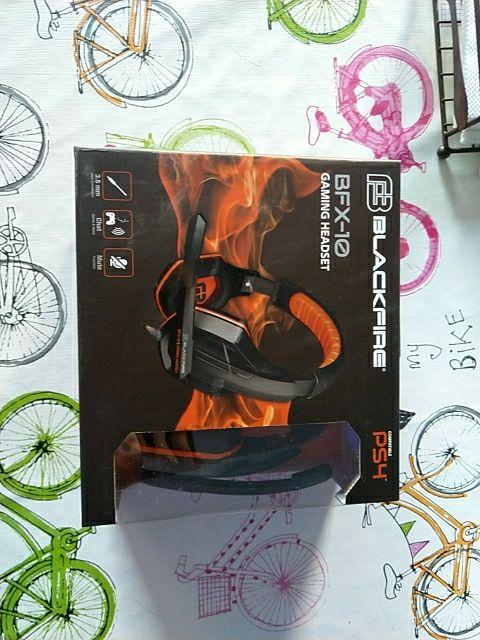 """Auriculares """"Gaming Headset"""" (nuevo a estrenar)"""