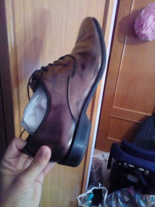 Zapato caballero Enzo Romano