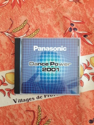 Panasonic Dance Power 2001