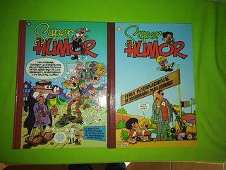 Comics: Super humor