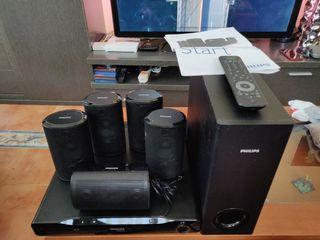 Home cinema Blu-Ray Philips HTS3560/12