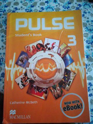Pulse 3 Students Book 3 Eso Macmillan