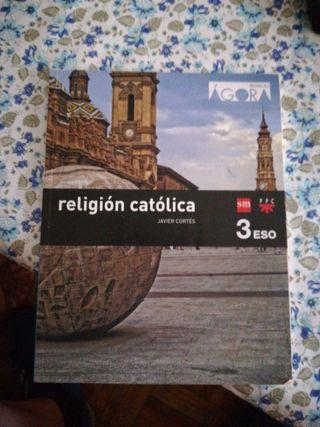 Religion Católica 3 Eso SM