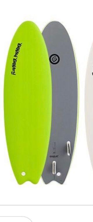 Tabla surf principiante , softboard para niños