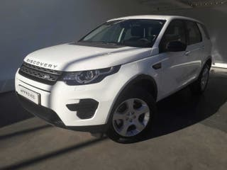 Land Rover Discovery Sport 2018