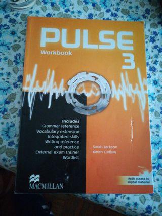 Pulse 3 Workbook 3 Eso Macmillan
